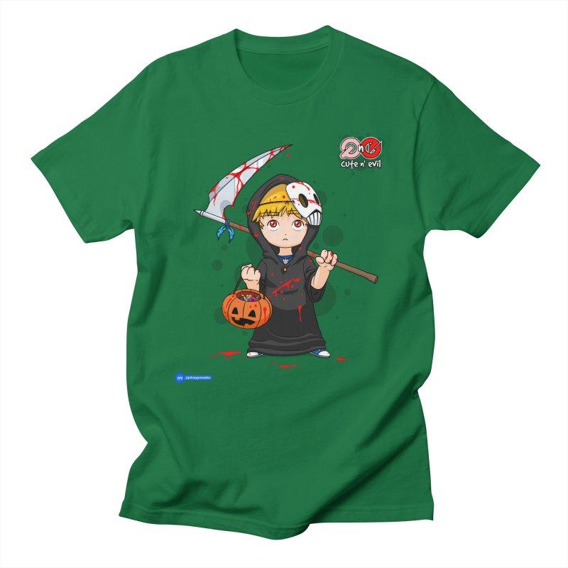scythe - cute n' evil Women's Unisex T-Shirt by Juan Pablo Granados - .jpg