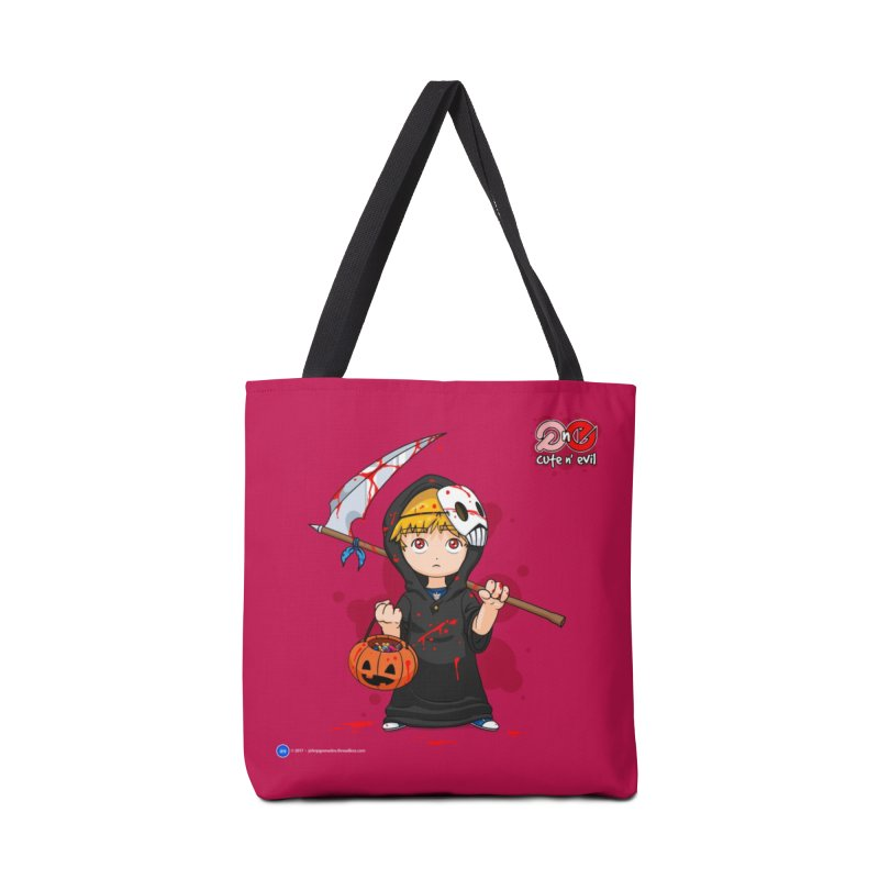 scythe - cute n' evil Accessories Bag by Artist Shop.jpg