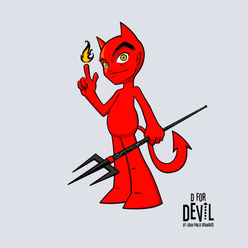 D for Devil - flame by Juan Pablo Granados - .jpg