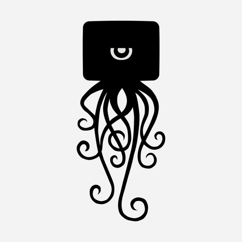 Black Squid Tee by John Sauer - Artist Shop