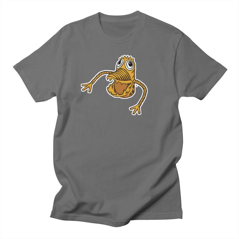 Monster Puppet Tee - orange Men's T-Shirt by John Sauer - Artist Shop