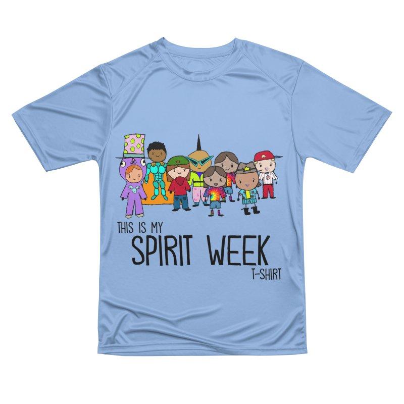 This Is My Spirit Week T-Shirt (Light) Men's T-Shirt by John Spencer's Artist Shop