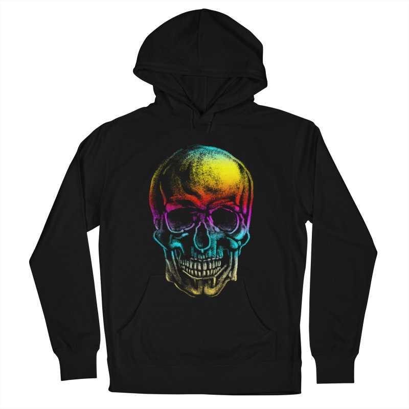 Drawn Death Men's French Terry Pullover Hoody by Johnthan's Supply