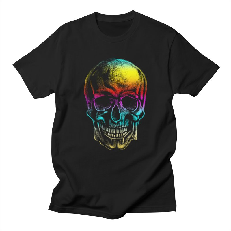 Drawn Death Men's Regular T-Shirt by Johnthan's Supply