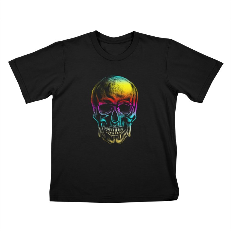 Drawn Death Kids T-Shirt by Johnthan's Supply