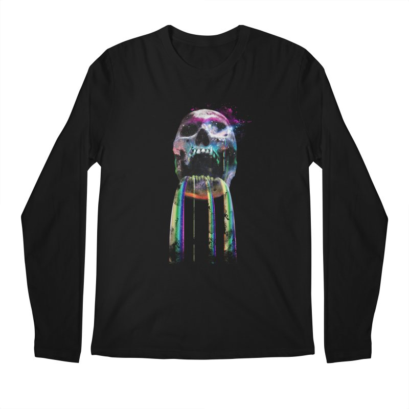 Cry me a rainbow Men's Longsleeve T-Shirt by Johnthan's Supply