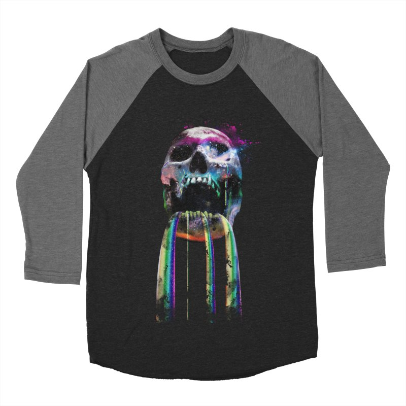 Cry me a rainbow Women's Baseball Triblend Longsleeve T-Shirt by Johnthan's Supply
