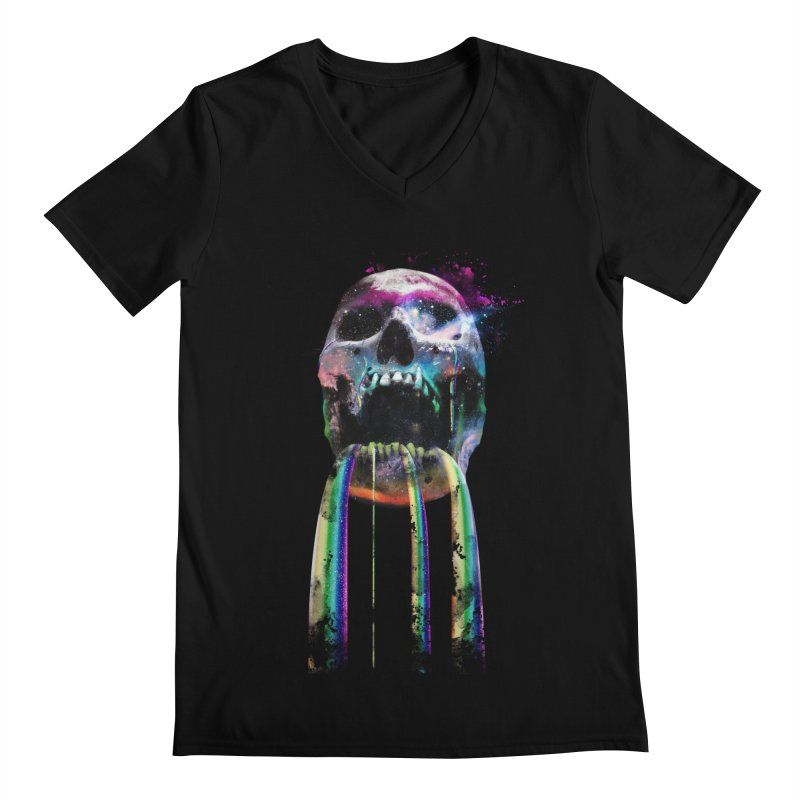 Cry me a rainbow Men's V-Neck by Johnthan's Supply