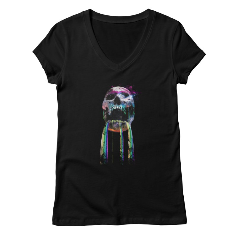 Cry me a rainbow Women's V-Neck by Johnthan's Supply