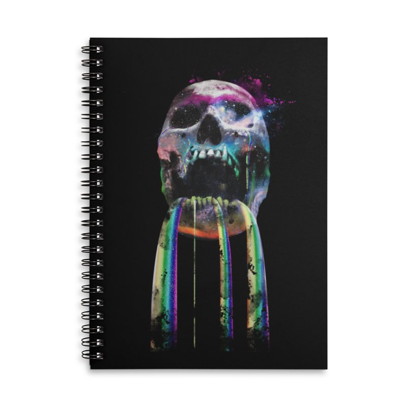 Cry me a rainbow Accessories Lined Spiral Notebook by Johnthan's Supply