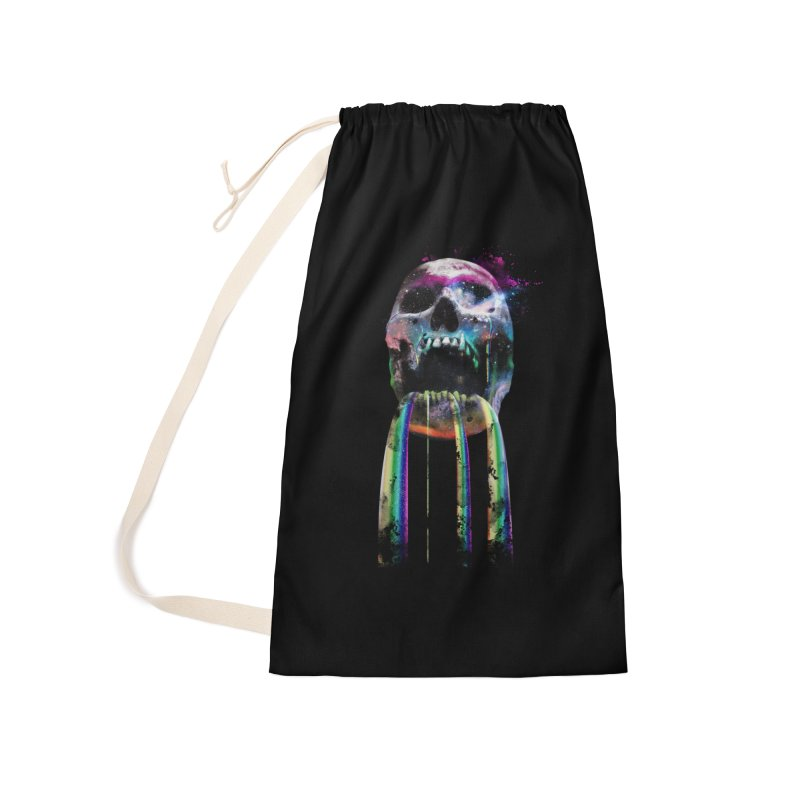 Cry me a rainbow Accessories Laundry Bag Bag by Johnthan's Supply