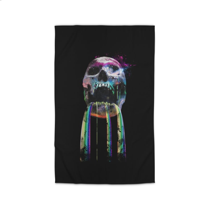 Cry me a rainbow Home Rug by Johnthan's Supply