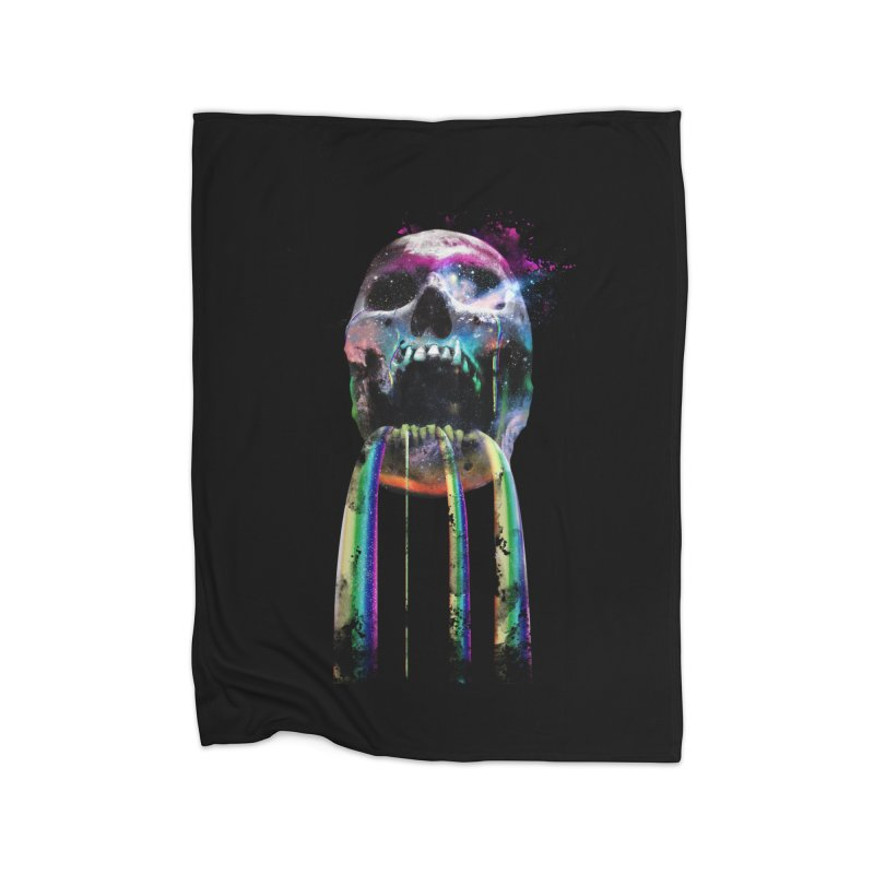 Cry me a rainbow Home Blanket by Johnthan's Supply