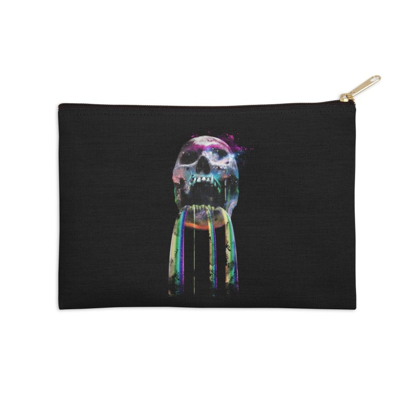 Cry me a rainbow Accessories Zip Pouch by Johnthan's Supply