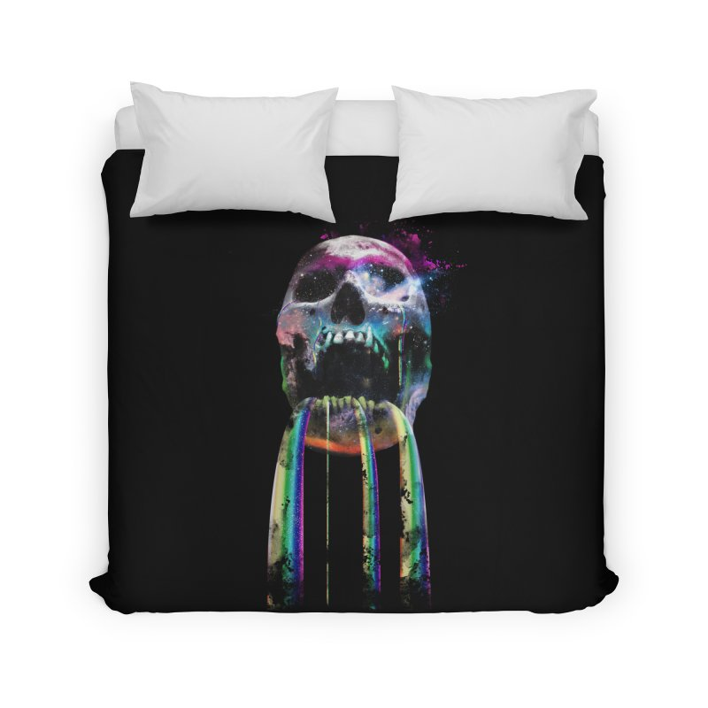 Cry me a rainbow Home Duvet by Johnthan's Supply
