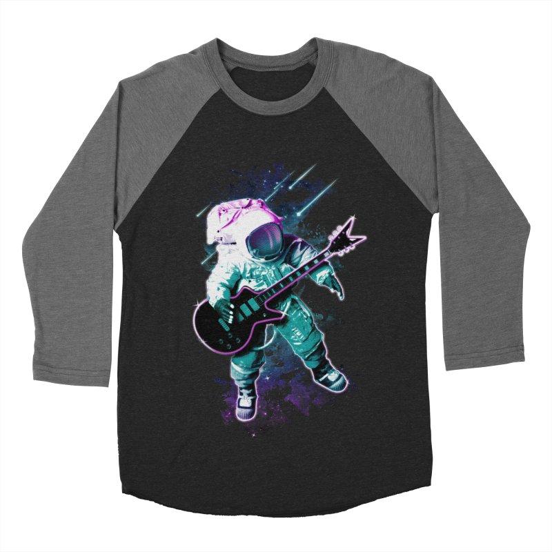 Star Boy Men's Baseball Triblend Longsleeve T-Shirt by Johnthan's Supply