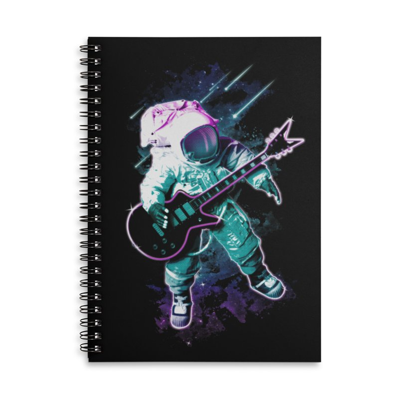 Star Boy Accessories Lined Spiral Notebook by Johnthan's Supply