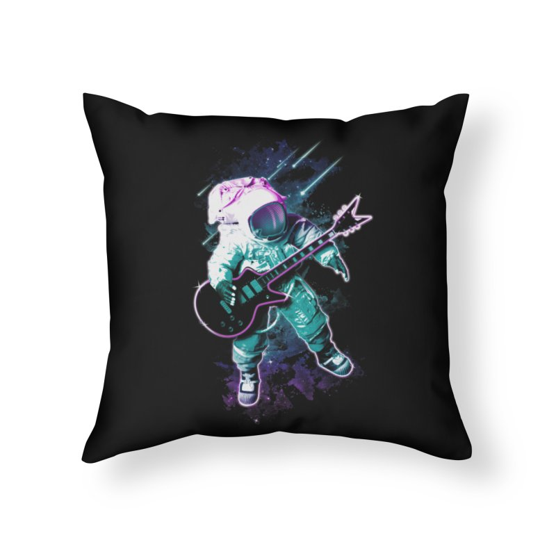 Star Boy Home Throw Pillow by Johnthan's Supply