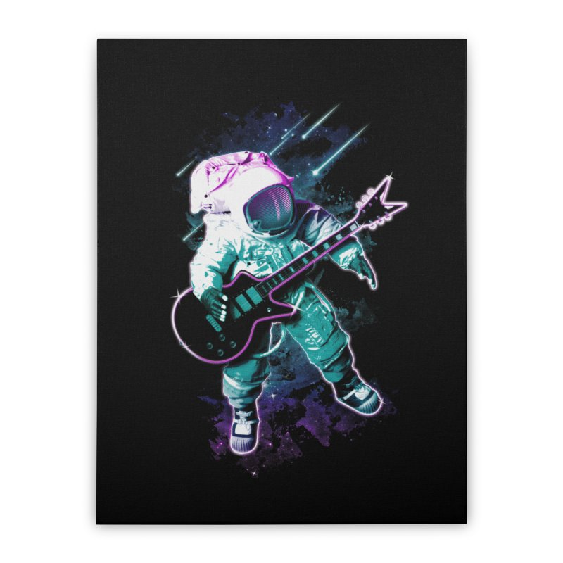 Star Boy Home Stretched Canvas by Johnthan's Supply
