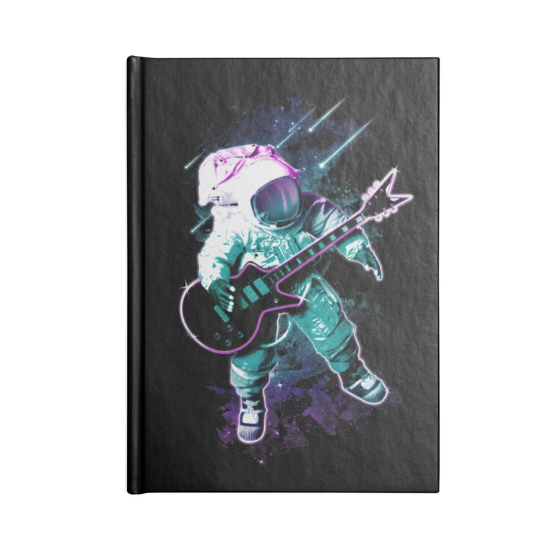 Star Boy Accessories Lined Journal Notebook by Johnthan's Supply