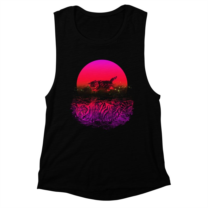 Alter Ego Women's Tank by Johnthan's Supply