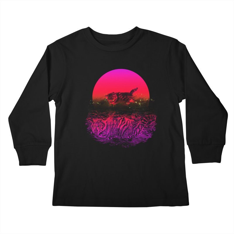 Alter Ego Kids Longsleeve T-Shirt by Johnthan's Supply