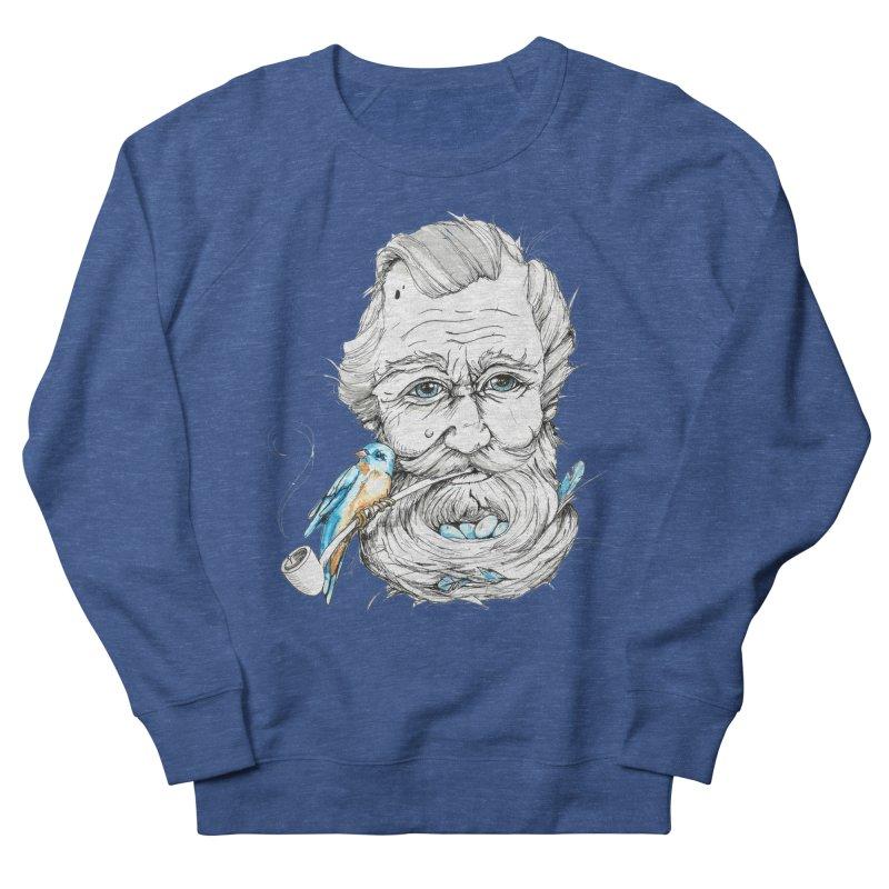 Beards Nest Men's Sweatshirt by jojostudio's Artist Shop