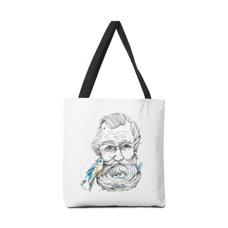 Beards Nest Accessories Bag by jojostudio's Artist Shop