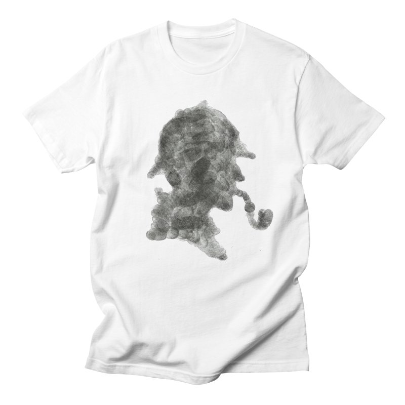 Mr Holmes Men's Regular T-Shirt by jojostudio's Artist Shop