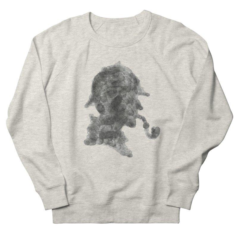 Mr Holmes Men's French Terry Sweatshirt by jojostudio's Artist Shop