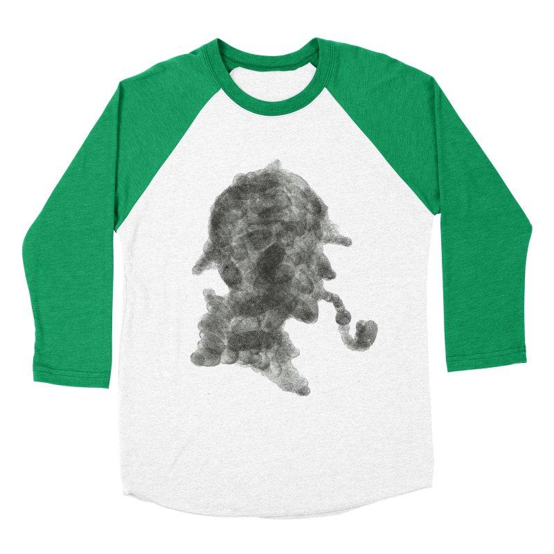Mr Holmes Women's Baseball Triblend T-Shirt by jojostudio's Artist Shop