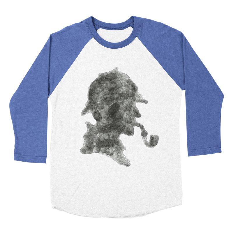 Mr Holmes Men's Baseball Triblend Longsleeve T-Shirt by jojostudio's Artist Shop