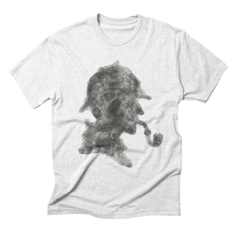 Mr Holmes Men's Triblend T-shirt by jojostudio's Artist Shop