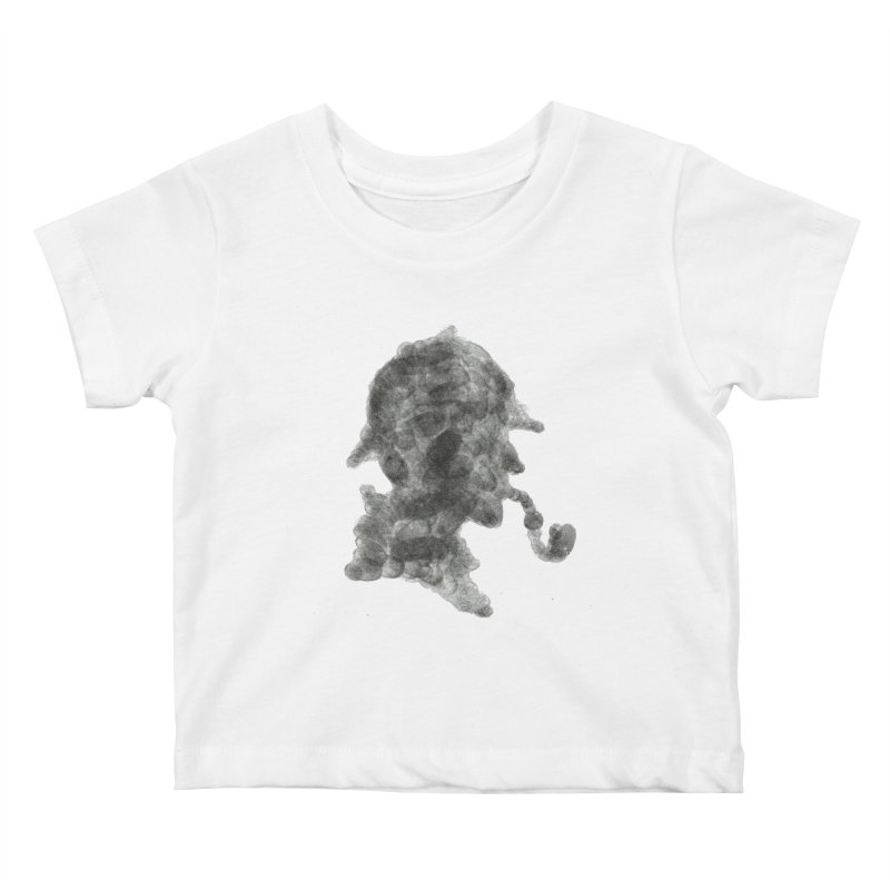 Mr Holmes Kids Baby T-Shirt by jojostudio's Artist Shop