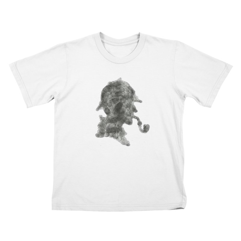 Mr Holmes Kids T-Shirt by jojostudio's Artist Shop