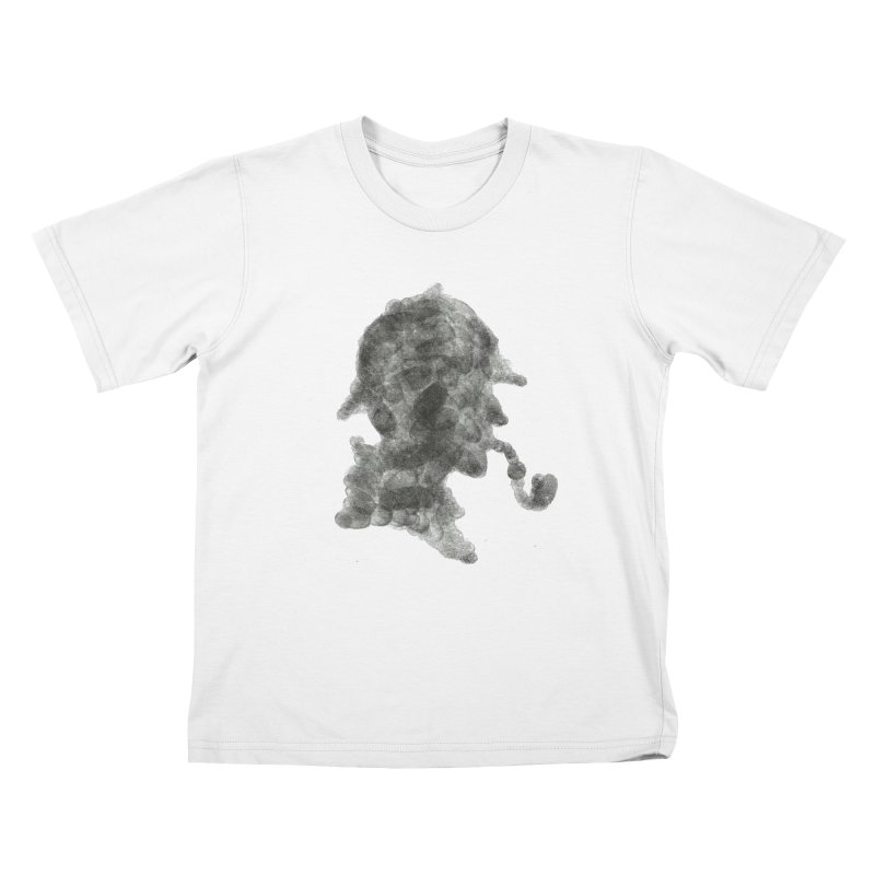 Mr Holmes Kids T-shirt by jojostudio's Artist Shop