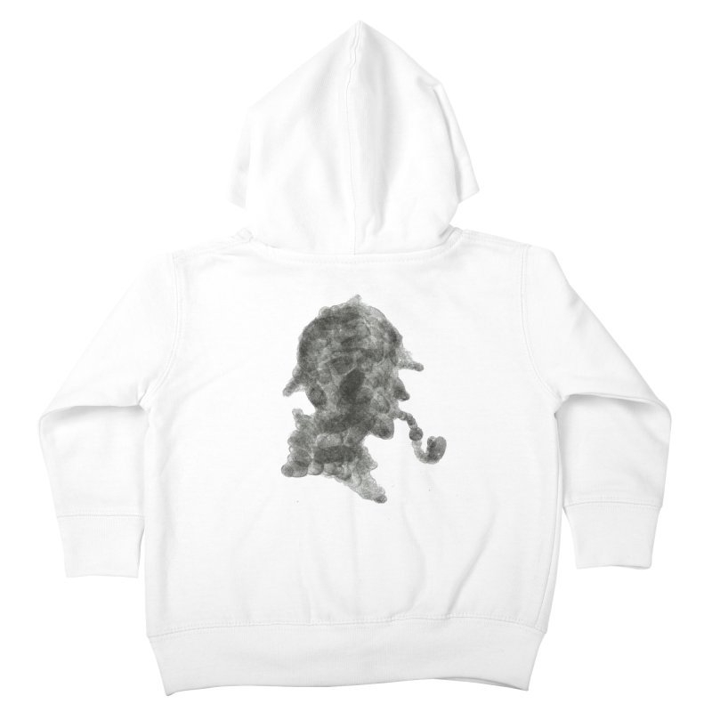 Mr Holmes Kids Toddler Zip-Up Hoody by jojostudio's Artist Shop