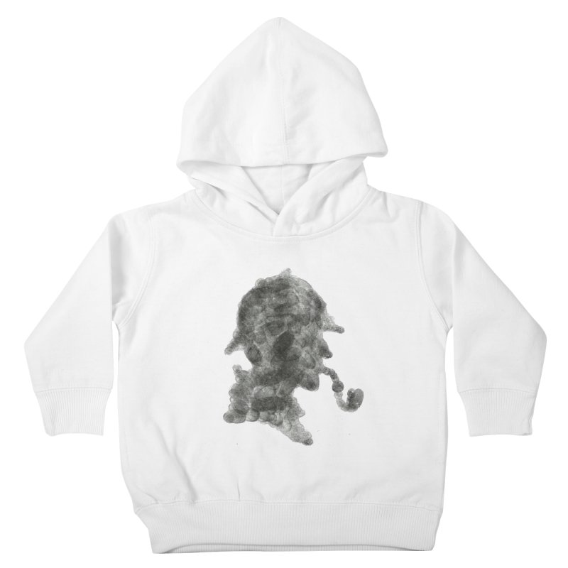 Mr Holmes Kids Toddler Pullover Hoody by jojostudio's Artist Shop