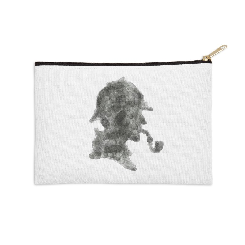 Mr Holmes Accessories Zip Pouch by jojostudio's Artist Shop