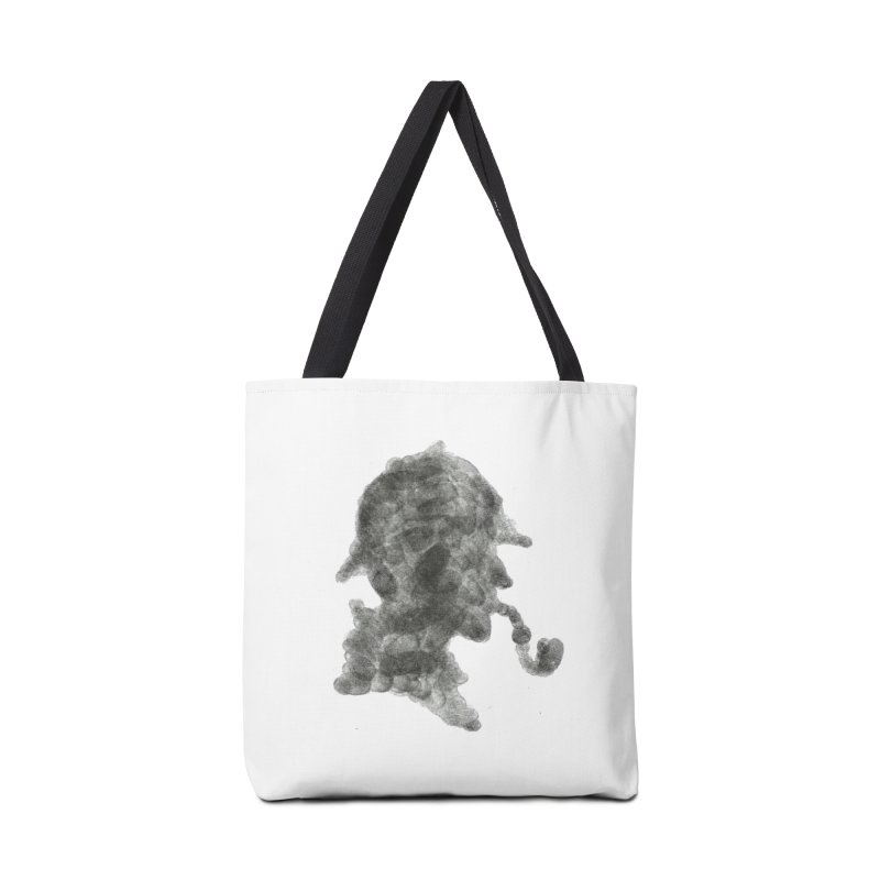 Mr Holmes Accessories Bag by jojostudio's Artist Shop
