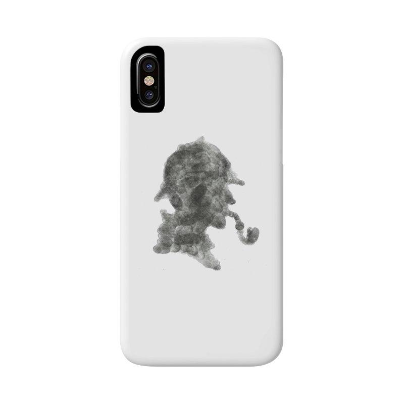 Mr Holmes Accessories Phone Case by jojostudio's Artist Shop