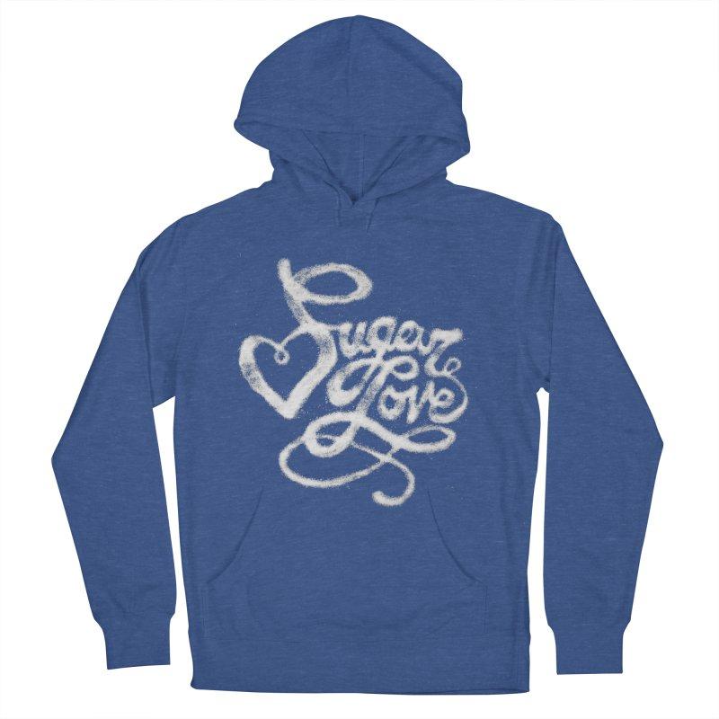 Sugar Love Women's French Terry Pullover Hoody by jojostudio's Artist Shop