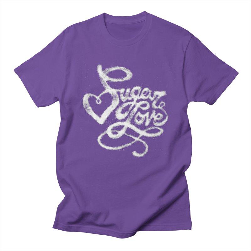 Sugar Love Men's T-Shirt by jojostudio's Artist Shop