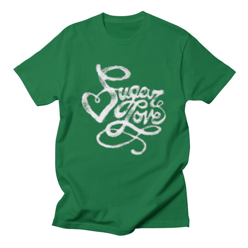 Sugar Love Men's T-Shirt by jojostudio's Artist Shop