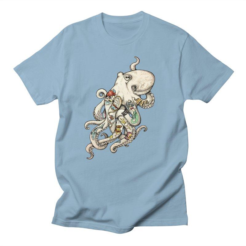 INK'D Men's T-Shirt by jojostudio's Artist Shop