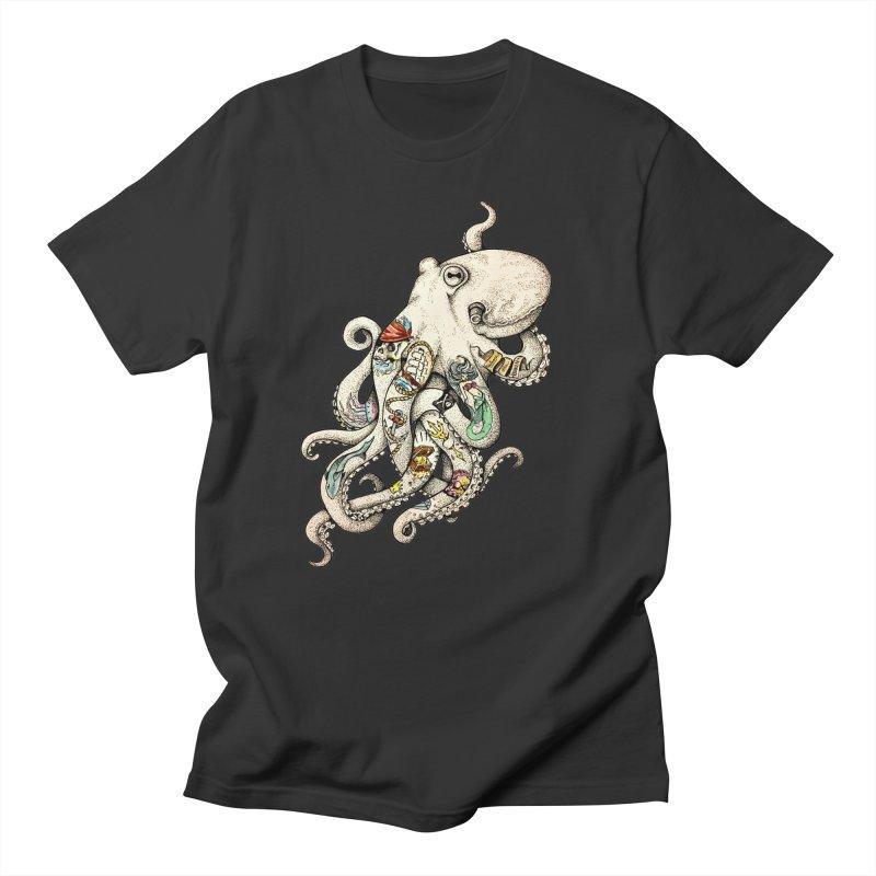 INK'D Men's Regular T-Shirt by jojostudio's Artist Shop