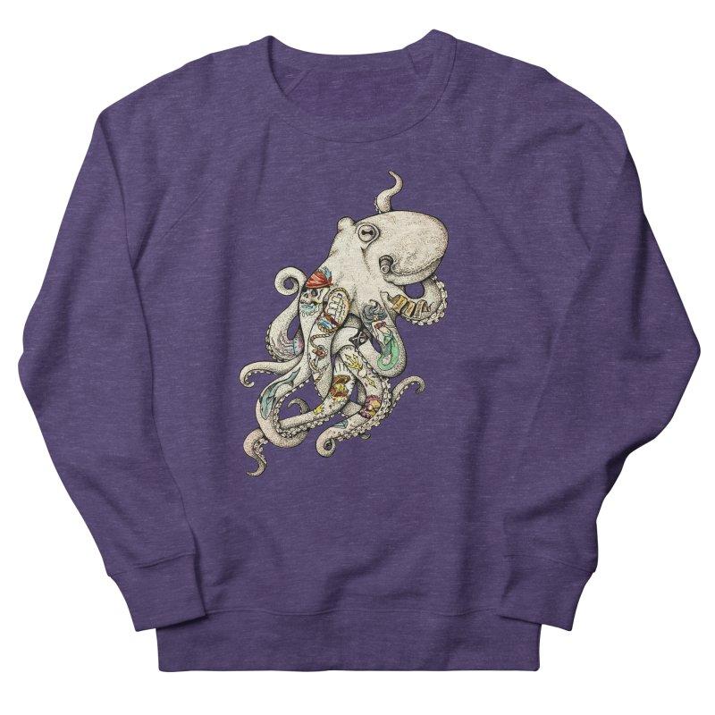 INK'D Women's Sweatshirt by jojostudio's Artist Shop