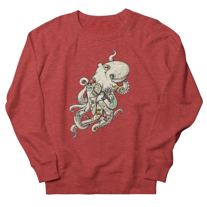 INK'D Men's Sweatshirt by jojostudio's Artist Shop
