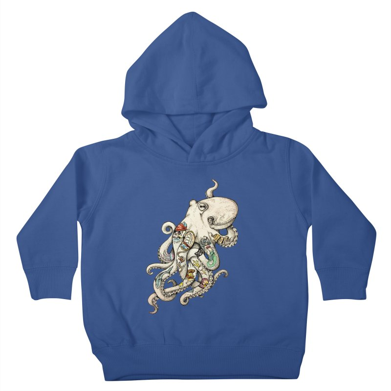 INK'D Kids Toddler Pullover Hoody by jojostudio's Artist Shop