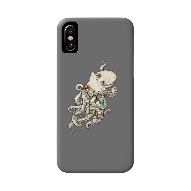 INK'D Accessories Phone Case by jojostudio's Artist Shop